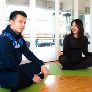 ピラティスはマッチョこそやるべきメソッド?【 Shiecaと学ぶピラティス with 菅原順二① 】[Yoga&Fitness]