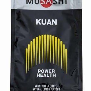 ロングセラーを誇るMUSASHIのアミノ酸。300gお徳用パッケージをチェック!