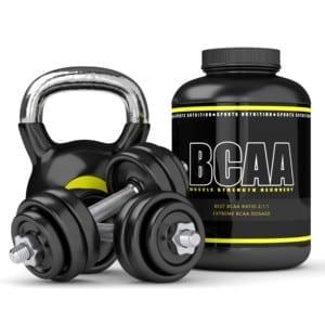"""筋肉のサイズダウンを防ぐ""""BCAA""""の効果と摂り方"""