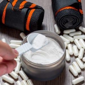 筋トレの味方!グルタミンの効果と摂取法