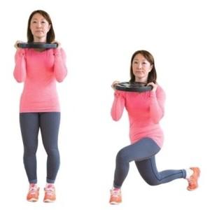 お尻を支配する3つの筋肉に効果的なヒップリフト