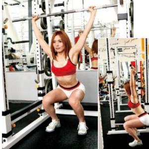 全身の筋肉を使うスクワットの正しい姿勢を確認しよう【BIG3講座:スクワット②】