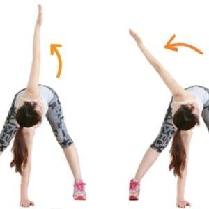 肩甲骨と肋骨を刺激【姿勢改善エクササイズ】