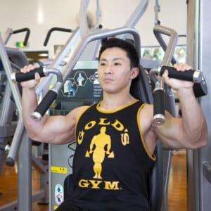 肩トレの基本種目ショルダープレスの効かせ方【動画】