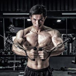 筋肥大効果を最大限引き出すテストステロンの重要性