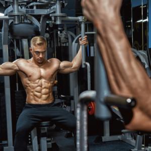 バランスよく筋肥大するために!弱点部位の改善に最適な方法