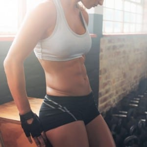 下っ腹ぽっこり解消トレーニング<ジムで腹筋強化②>