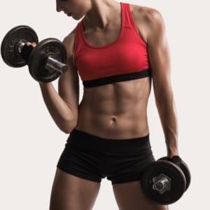 簡単に実践できるお腹痩せ<ジムで腹筋強化①>
