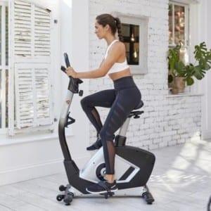 自宅で本格ダイエット!インテリアに馴染むフィットネスバイクが登場