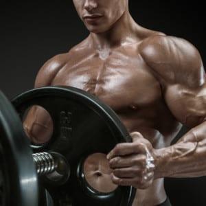 大胸筋を効率よく強化するための種目