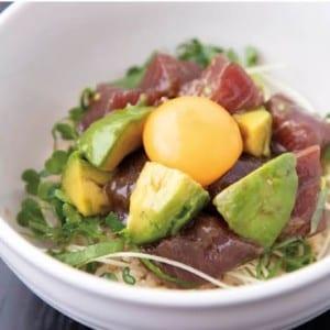 栄養満点!カツオとアボカドの玄米ポキ丼【カラダのお悩み解消レシピ】