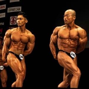 ハイレベルな戦い!日本一を決めるボディコンテスト「ゴールドジムジャパンカップ」結果