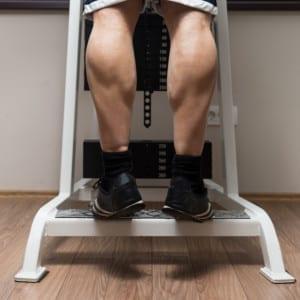 なかなか筋肉が付かない部位「カーフ」を発達させるための工夫