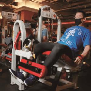 小沼敏雄トレーニング!殿部とハム収縮重視のシーテッドレッグカール