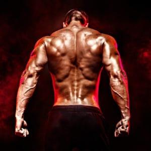 背中の厚みをつけるなら無理な高重量は扱わない