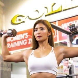 「5分歩くのもイヤ!」昔は運動嫌い。田上舞子の「トレーニングを続けるコツ」【ロングインタビュー掲載②】