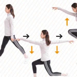 体温を上げて免疫力を高める簡単ストレッチ[STEP3]