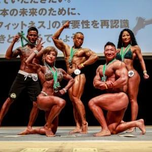 筋肉美をオーバーオール比較写真とともに振り返る!2.14マッスルコンテスト東京