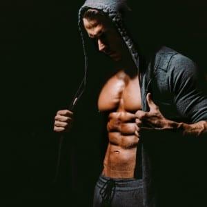 クランチではなくダブルクランチで腹筋に2倍の効果を得る