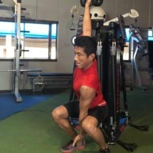 人間がゴリラより強い筋肉があるとすれば、どの筋肉でしょうか?