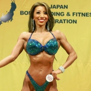 明日の活力に!ビキニ女王・安井友梨「トレーニングって身体だけでなく、心も強くするんです」【POWER WORD _1】