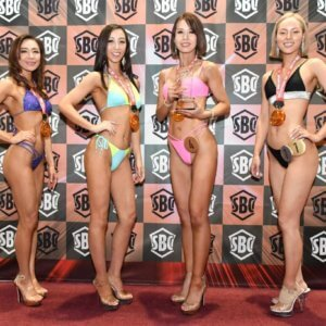 兵庫県で初開催!肉体美・健康美を競うスーパーボディコンテストHYOGO=4.25結果