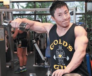 ボディビル世界王者・鈴木雅が解説「なかなか大きくならない肩の鍛え方」実践編