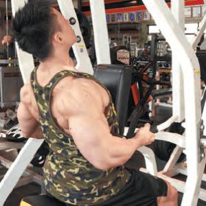 世界チャンピオン鈴木雅が解説「分厚い! 背中に厚みをつけるトレーニング」