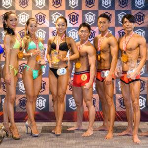 熱戦の舞台は福岡へ!肉体美・健康美を競うスーパーボディコンテストFUKUOKA 04=5.16結果