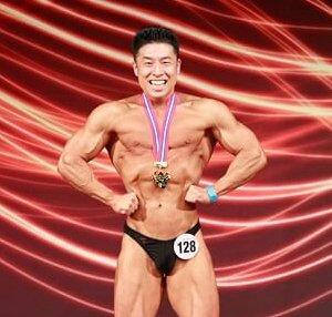 【写真】なかやまきんに君の初優勝筋肉ボディを一挙公開!