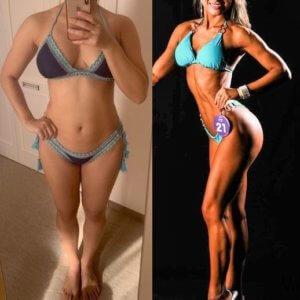 筋トレしていたのにポッチャリ!?4カ月で-9㎏痩せるYouTubeチャンネル【筋トレで大変身!ダイエットビフォーアフター】