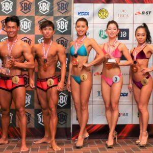 埼玉に美ボディが集結!肉体美、健康美を競うスーパーボディコンテストSAITAMA07=6.20結果