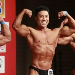 【元祖筋肉芸人】なかやまきんに君東京ノービスボディビル選手権優勝への道のり