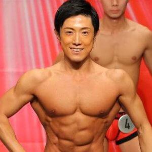 バランスの良い筋肉美で周囲を鼓舞するモチベーション高きチャンピオン