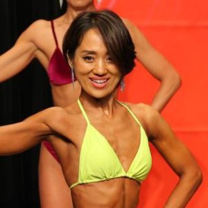 華麗な表現力で筋肉美コンテスト優勝のピラティスインストラクター