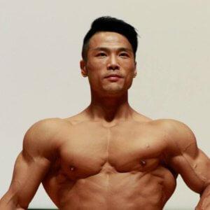 """""""かっこいい身体""""に憧れてとことん筋肉を鍛えたら優勝しちゃった!"""