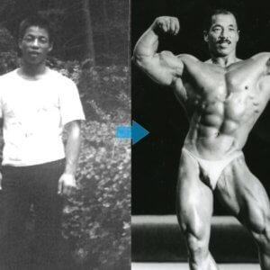 【仰天ビフォーアフター】筋肉のために金魚のエサも摂っていたMr.ユニバース世界チャンピオン杉田 茂