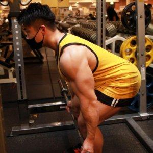 最年少王者・相澤隼人おすすめ&実践!!最強の背中の筋肉をつくる種目