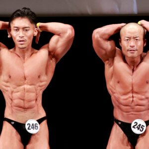 フォトギャラリー 「第一次筋肉総力戦」2020マッスルゲート集大成「JAPAN CUP」の熱い肉弾戦を写真で振り返る=2020.11.29ゴールドジムJAPAN CUP