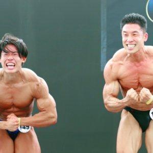 フォトギャラリー 夏、そして筋肉が似合う男たちがプールパークに集結!8.7マッスルゲート愛知
