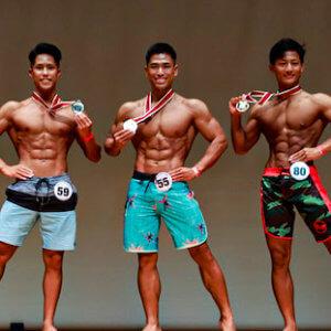 フォトギャラリー 鍛え上げた男たちが神戸に集結!ハイレベルな筋肉肉弾戦!8.22マッスルゲート関西 男子