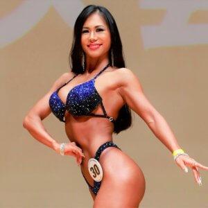 筋肉美コンテストに現れた新星。その正体は若き起業家