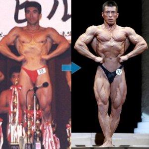 【仰天ビフォーアフター】日本トップクラスの筋肉先生・林英二
