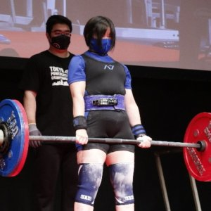 デッドリフト122.5kg!東京新人戦優勝に輝いた鍼灸マッサージ師