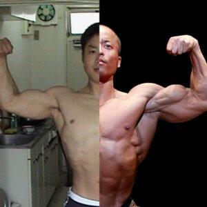 【仰天ビフォーアフター】元体操選手が筋肉超人にパワーアップ!前後開脚ビルダー・加藤直之
