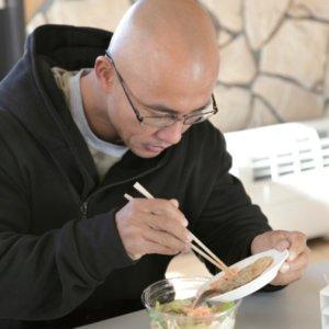 【筋肉増量飯】出張先でもいつでも同じものが食べられるセブンイレブンが私の心強い味方です=田代誠