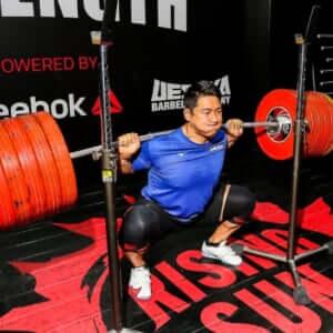 【仰天ビフォーアフター】スクワット300㎏はいつでもOK!60㎏から100㎏まで成長した、東京オリンピック代表・山本俊樹の筋肉ヒストリー